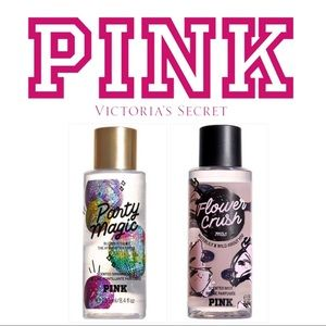 PINK Victoria's Secret Makeup - VS PINK Scented Mist